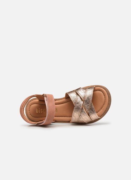 Sandali e scarpe aperte Bisgaard Calla Rosa immagine sinistra