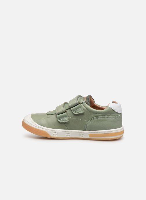 Sneaker Bisgaard Kaya grün ansicht von vorne