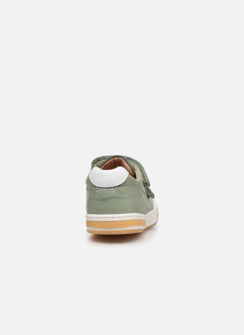 Sneaker Bisgaard Kaya grün ansicht von rechts