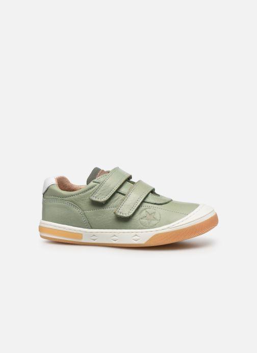 Sneaker Bisgaard Kaya grün ansicht von hinten