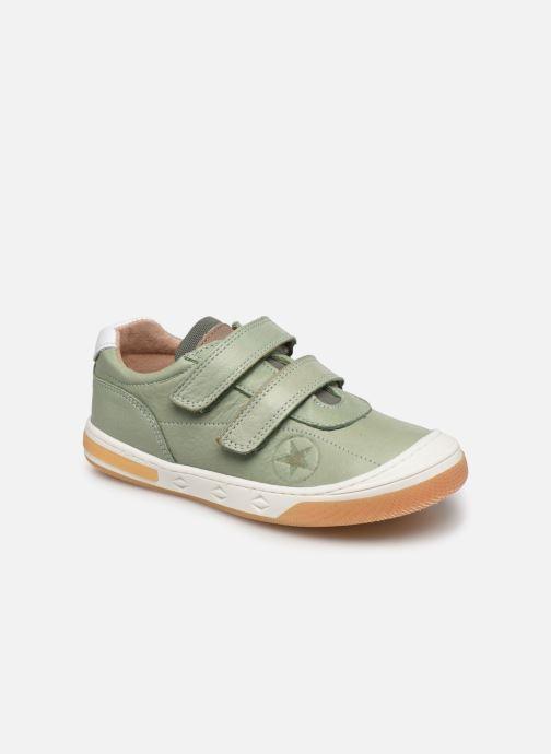 Sneakers Bisgaard Kaya Groen detail