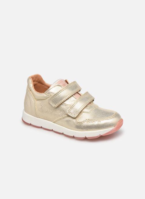 Sneaker Bisgaard Luka gold/bronze detaillierte ansicht/modell