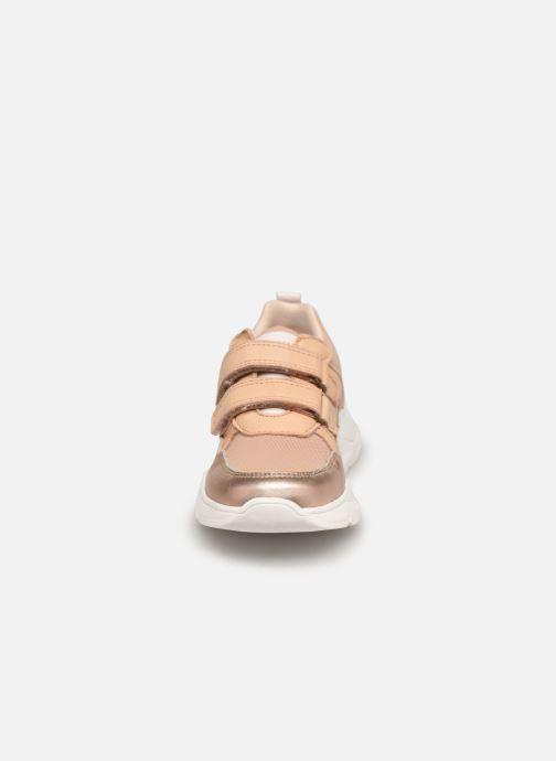 Sneaker Bisgaard Pan rosa schuhe getragen