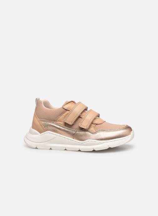 Sneaker Bisgaard Pan rosa ansicht von hinten