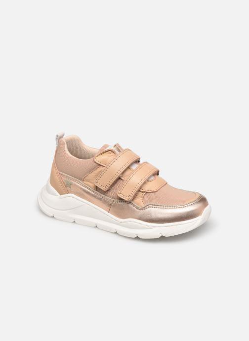 Sneaker Bisgaard Pan rosa detaillierte ansicht/modell