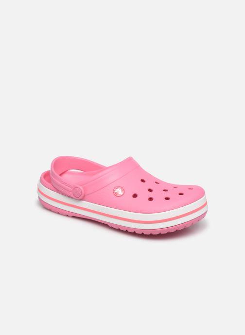 Clogs & Pantoletten Crocs Crocband N rosa detaillierte ansicht/modell