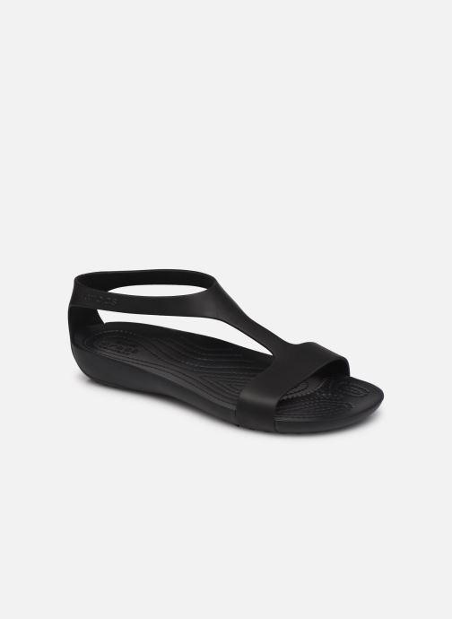 Sandalen Crocs Crocs Serena Sandal W schwarz detaillierte ansicht/modell