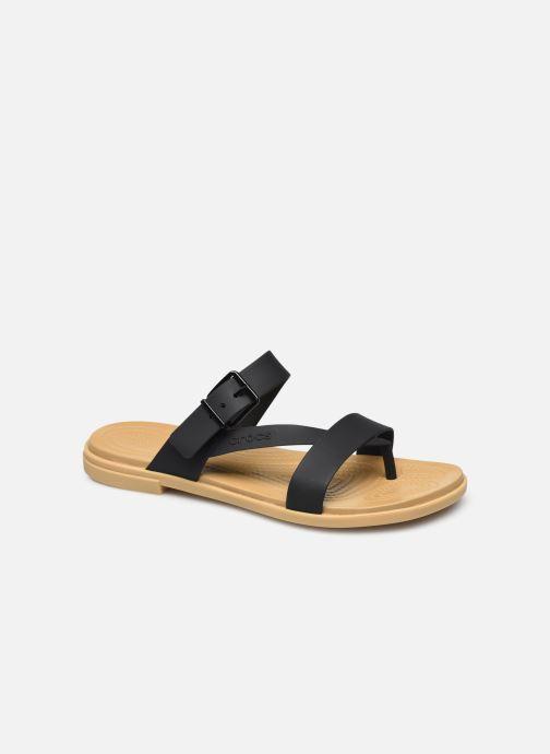 Zuecos Mujer Crocs Tulum Toe Post Sandal W