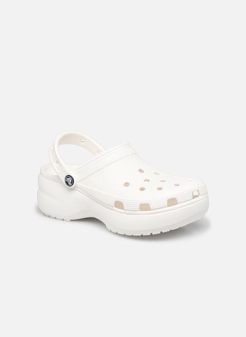 Wedges Crocs Classic Platform Clog W Wit detail