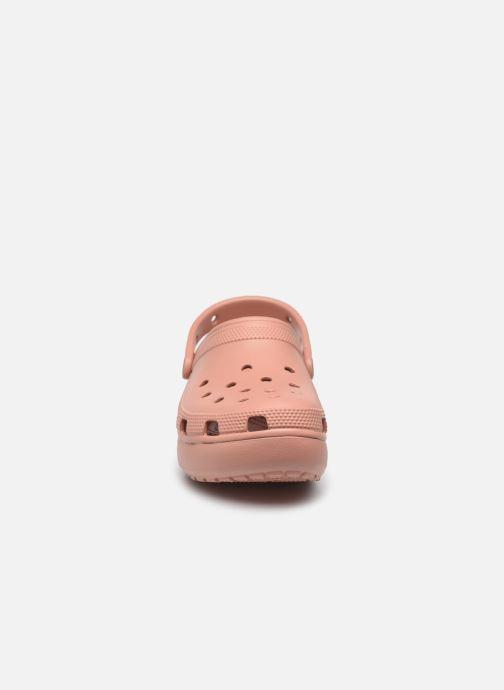 Clogs & Pantoletten Crocs Classic Platform Clog W rosa schuhe getragen
