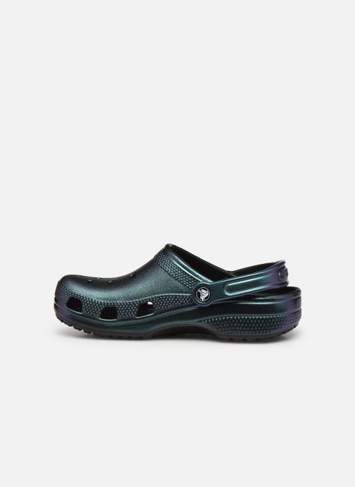 Clogs & Pantoletten Crocs Classic Prismatic Clog schwarz ansicht von vorne