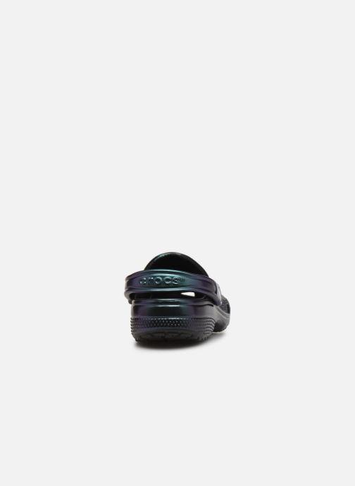 Clogs & Pantoletten Crocs Classic Prismatic Clog schwarz ansicht von rechts