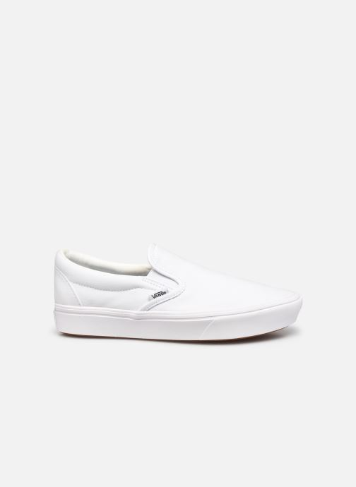 Baskets Vans UA ComfyCush Slip-On W Blanc vue derrière