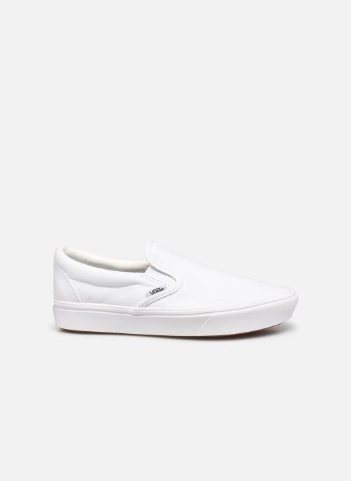 Sneaker Vans UA ComfyCush Slip-On W weiß ansicht von hinten