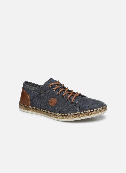 Sneakers Rieker Denis Blauw detail