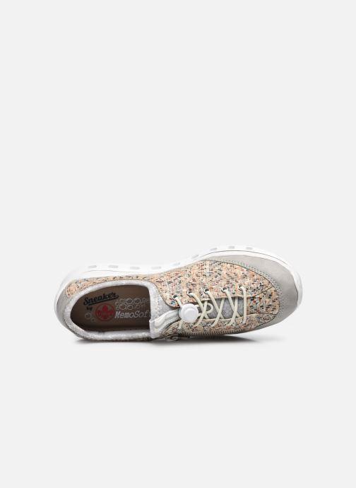Sneakers Rieker Miguel Multicolore immagine sinistra