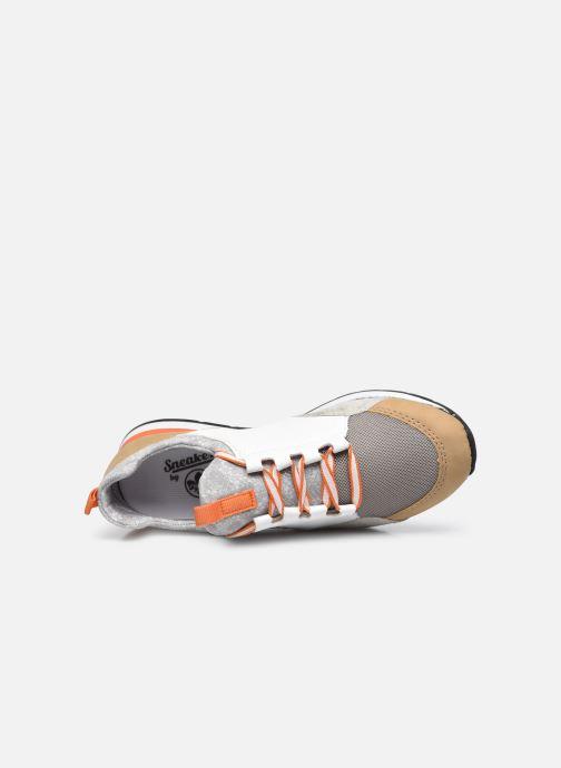 Sneakers Rieker Nairobi Zilver links