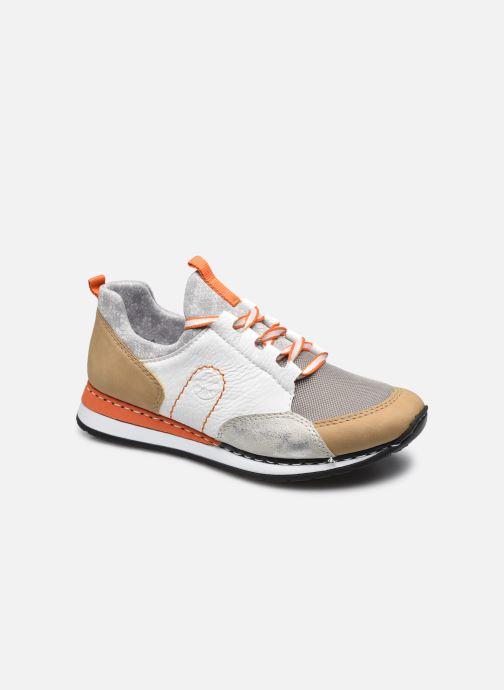 Sneakers Rieker Nairobi Zilver detail