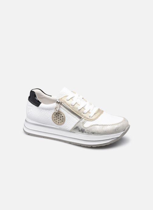 Sneakers Rieker Paris Wit detail