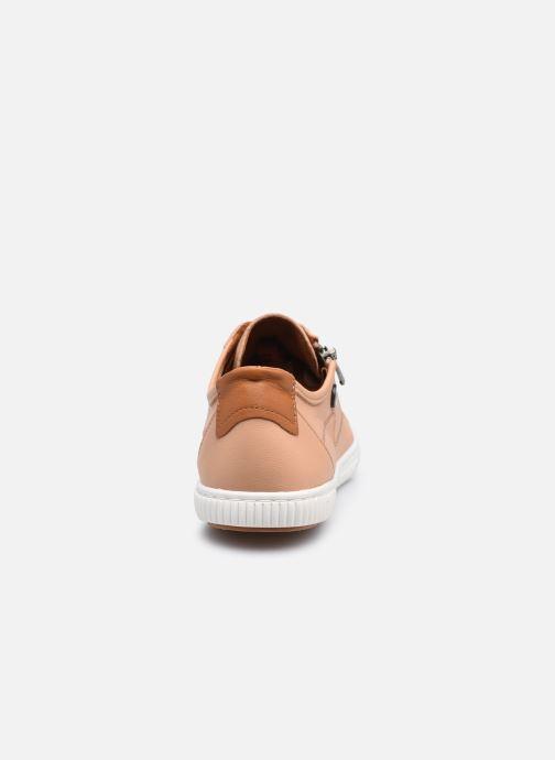 Sneakers Pataugas BAHIA F2G N Bruin rechts