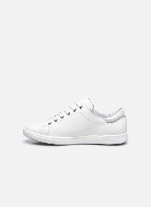 Sneaker Pataugas JAYO F2E N weiß ansicht von vorne