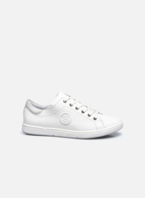 Sneaker Pataugas JAYO F2E N weiß ansicht von hinten