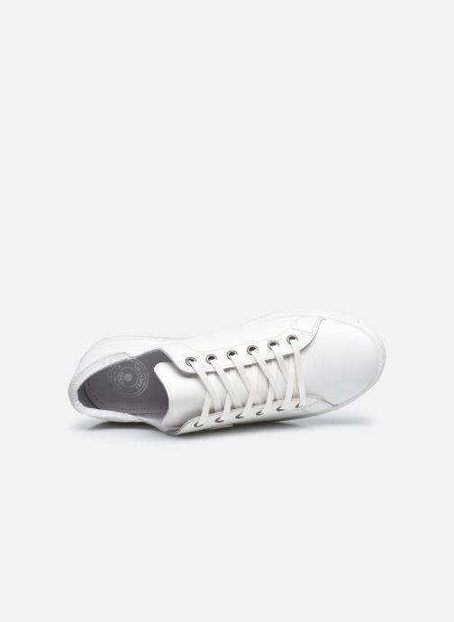 Sneaker Pataugas JAYO F2E N weiß ansicht von links