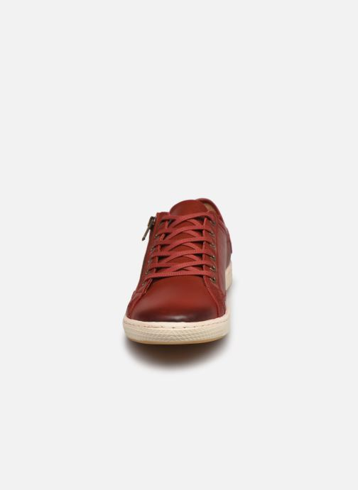 Baskets Pataugas JESTER/H F2G N Rouge vue portées chaussures