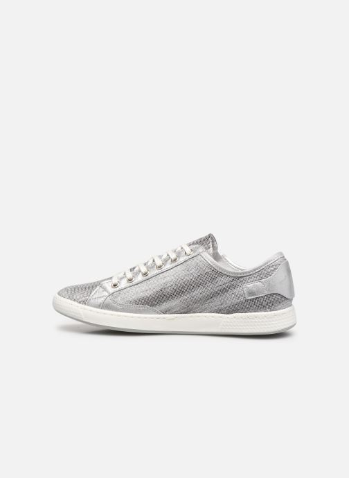 Sneakers Pataugas JESTER/M F2E N Zilver voorkant