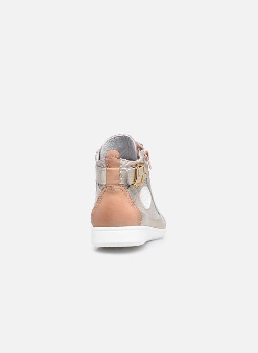 Sneakers Pataugas PALME/M F2E N Zilver rechts