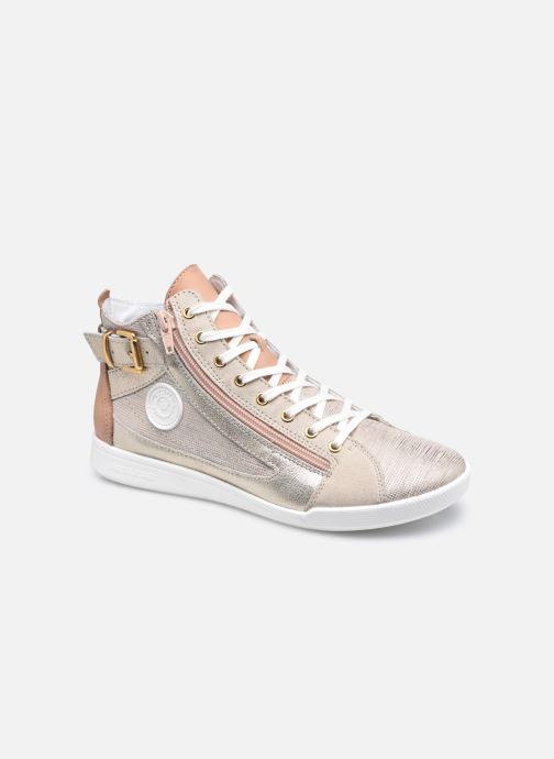 Sneakers Pataugas PALME/M F2E N Zilver detail