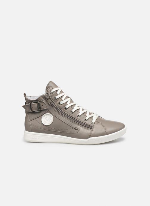 Sneaker Pataugas PALME/N F2E N braun ansicht von hinten