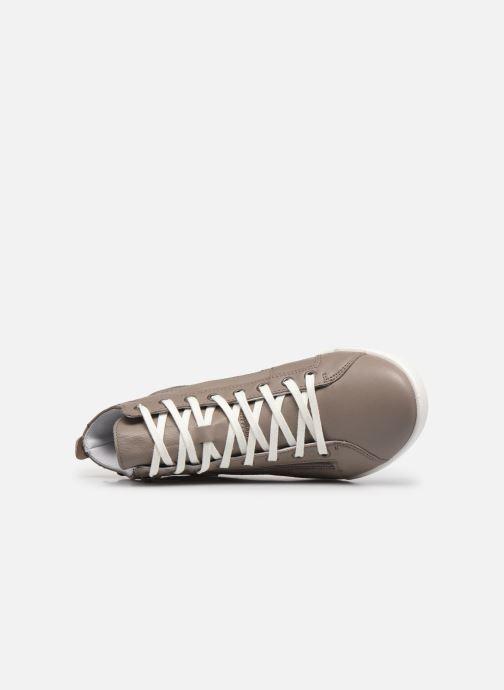 Sneaker Pataugas PALME/N F2E N braun ansicht von links