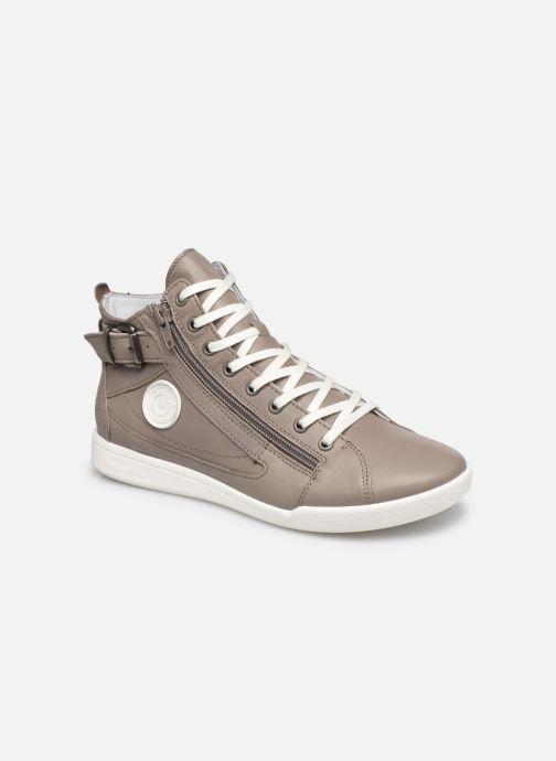 Sneaker Pataugas PALME/N F2E N braun detaillierte ansicht/modell