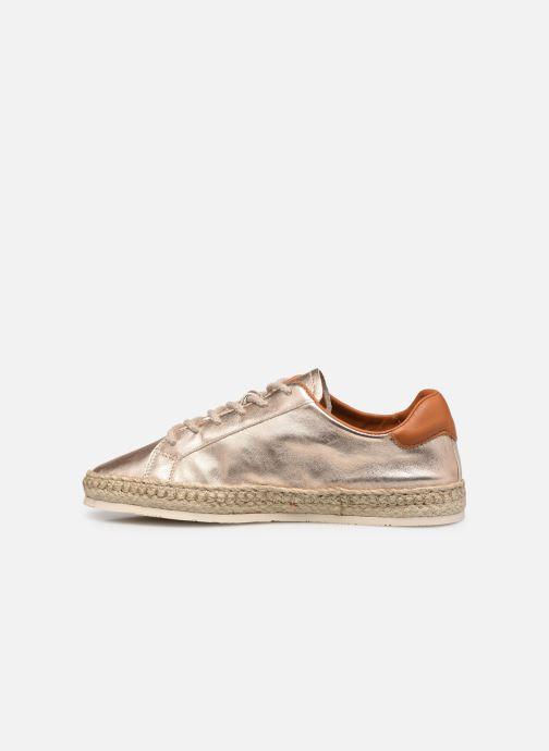 Sneaker Pataugas PAM/M F2E N gold/bronze ansicht von vorne