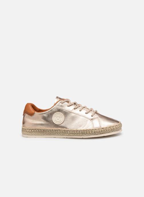 Sneaker Pataugas PAM/M F2E N gold/bronze ansicht von hinten