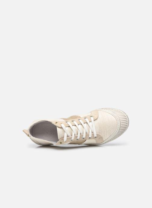 Sneakers Pataugas RICHIE F2G N Wit links