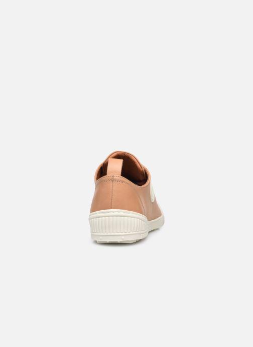 Sneakers Pataugas ROCK F2G N Bruin rechts