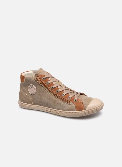 Sneaker Pataugas BOX H2G N braun detaillierte ansicht/modell