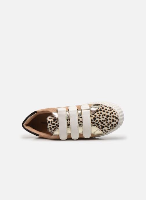 Sneakers Vanessa Wu BK2206 Beige links