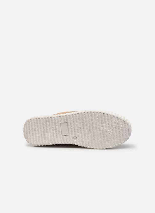Sneakers Vanessa Wu BK2206 Beige boven