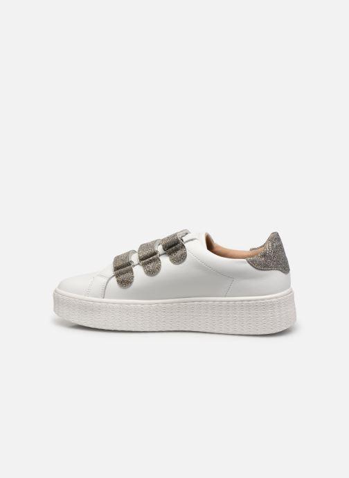 Sneakers Vanessa Wu BK2231 Zilver voorkant