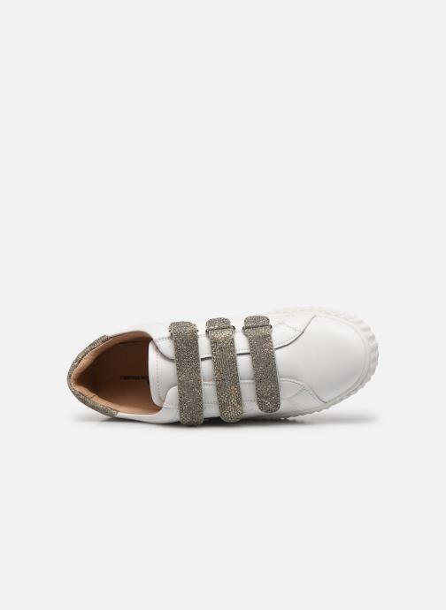 Sneakers Vanessa Wu BK2231 Zilver links