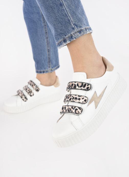 Sneakers Vanessa Wu BK2239 Beige onder