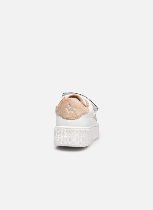Sneakers Vanessa Wu BK2239 Beige rechts