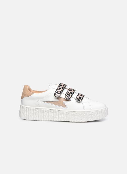 Sneakers Vanessa Wu BK2239 Beige achterkant