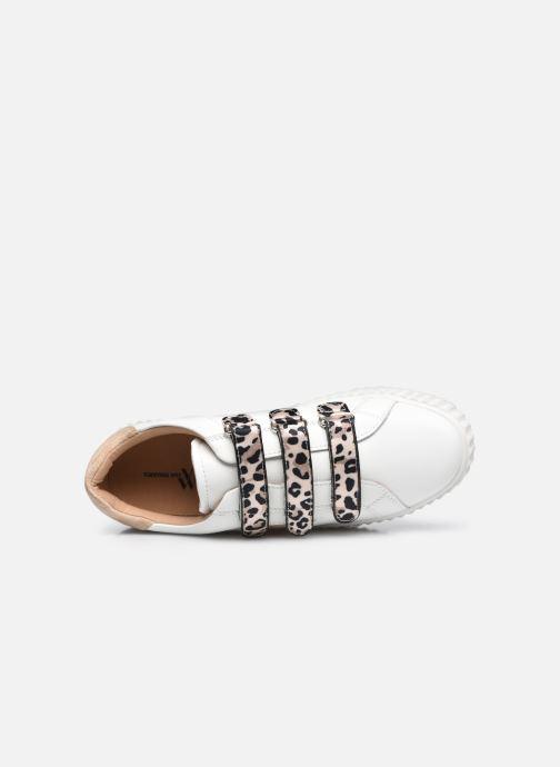 Sneakers Vanessa Wu BK2239 Beige links