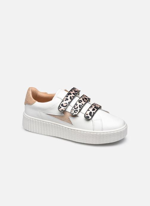 Sneakers Vanessa Wu BK2239 Beige detail