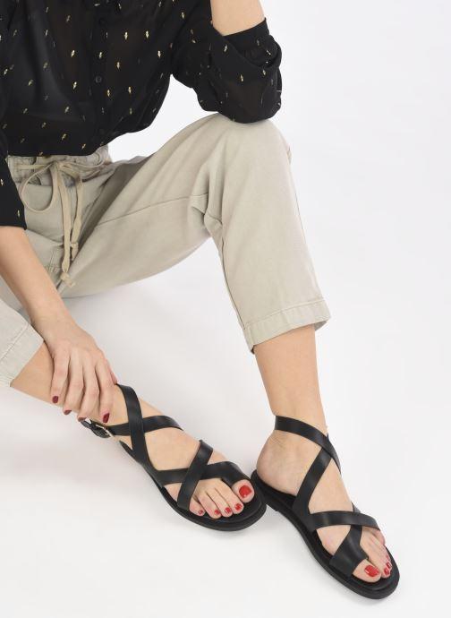 Sandali e scarpe aperte Vanessa Wu SD2236 Nero immagine dal basso