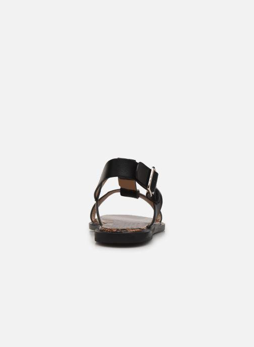 Sandali e scarpe aperte Vanessa Wu SD2235 Nero immagine destra